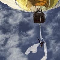 « En vol » – Alain Cervoni